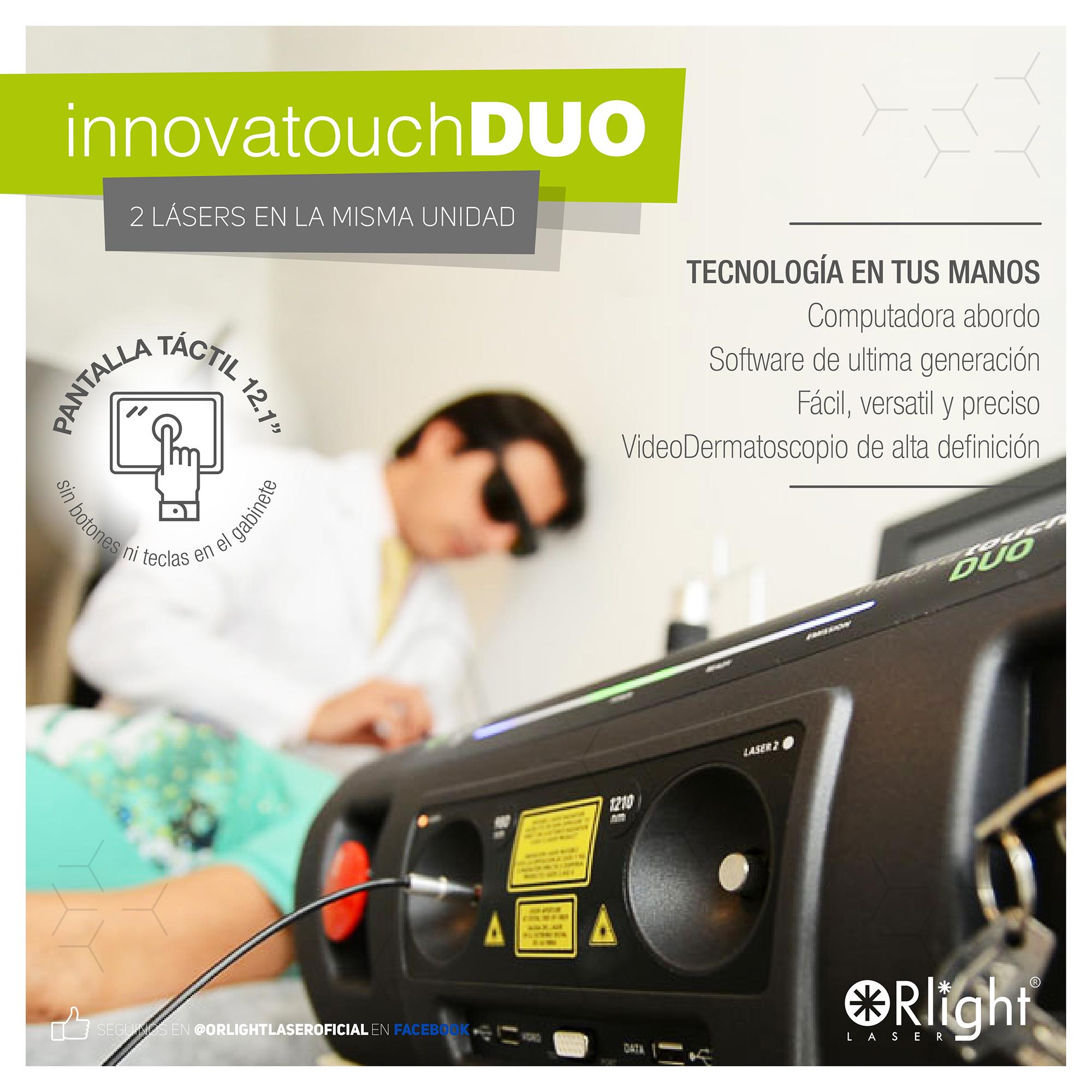 Innova Touch DUO - Tecnología en tus manos