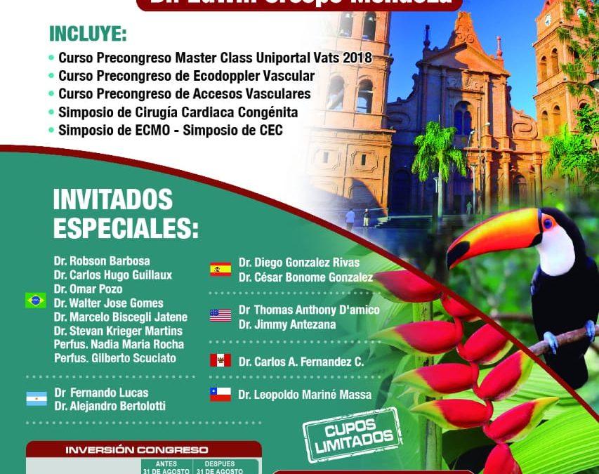 XIX Congreso Boliviano de Cirugía Cardiaca, Torácica y Vascular